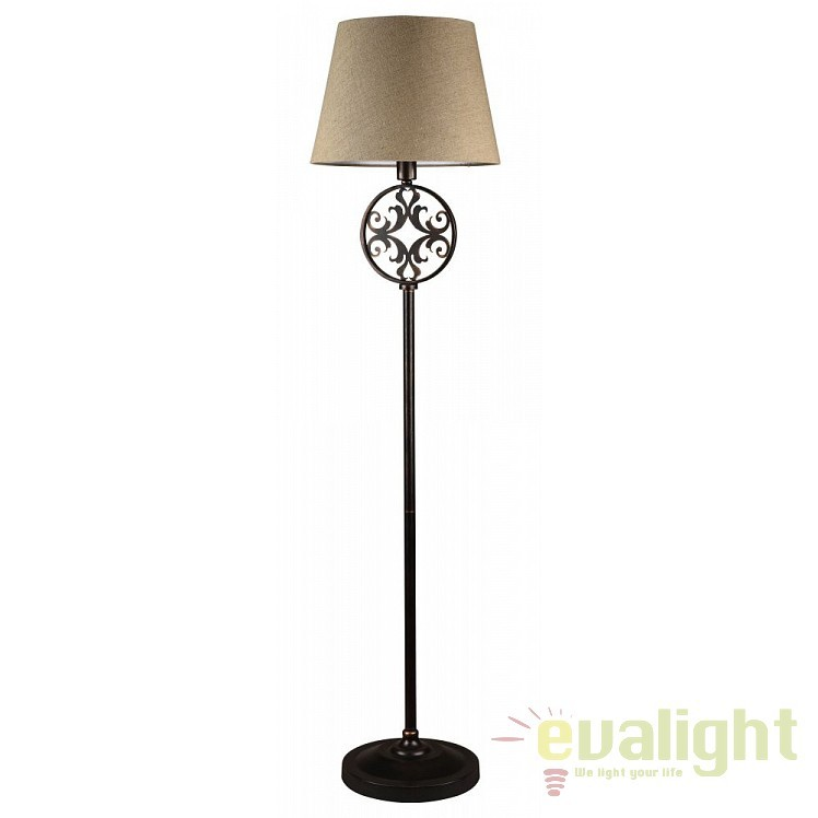 Lampadar design clasic Rustika maro MYH899-00-R, Lampadare clasice, Corpuri de iluminat, lustre, aplice, veioze, lampadare, plafoniere. Mobilier si decoratiuni, oglinzi, scaune, fotolii. Oferte speciale iluminat interior si exterior. Livram in toata tara.  a
