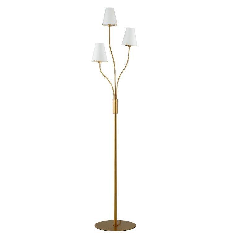 Lampadar design modern cu 3 brate CANTO I-CANTO/PT3 FE, Lampadare clasice, Corpuri de iluminat, lustre, aplice, veioze, lampadare, plafoniere. Mobilier si decoratiuni, oglinzi, scaune, fotolii. Oferte speciale iluminat interior si exterior. Livram in toata tara.  a