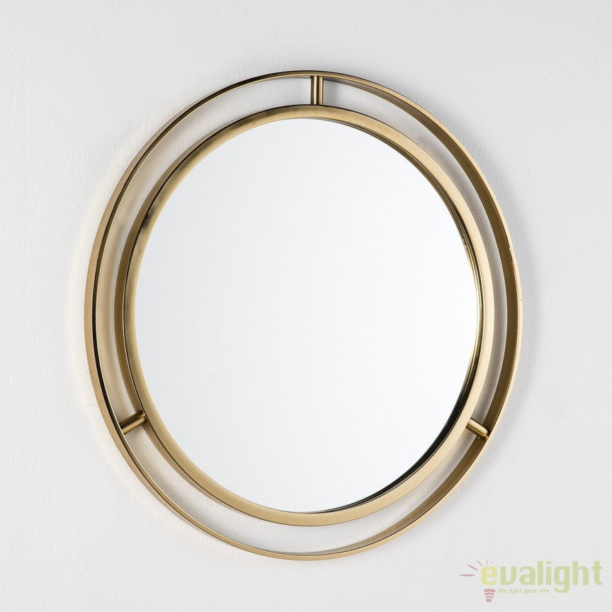 Oglinda decorativa Oro, 61cm 13157/00 TN, Magazin, Corpuri de iluminat, lustre, aplice, veioze, lampadare, plafoniere. Mobilier si decoratiuni, oglinzi, scaune, fotolii. Oferte speciale iluminat interior si exterior. Livram in toata tara.  a