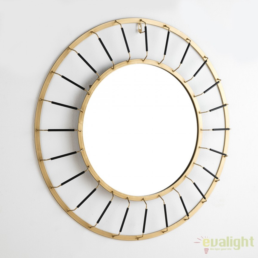Oglinda decorativa Oro, 91cm 13155/00 TN, Magazin, Corpuri de iluminat, lustre, aplice, veioze, lampadare, plafoniere. Mobilier si decoratiuni, oglinzi, scaune, fotolii. Oferte speciale iluminat interior si exterior. Livram in toata tara.  a