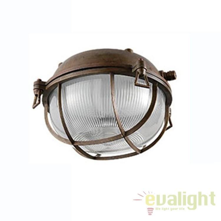 Aplica exterior cu protectie IP54 Marina LED, 21,5cm 247.48.OO, Aplice de exterior clasice, rustice, traditionale, Corpuri de iluminat, lustre, aplice, veioze, lampadare, plafoniere. Mobilier si decoratiuni, oglinzi, scaune, fotolii. Oferte speciale iluminat interior si exterior. Livram in toata tara.  a