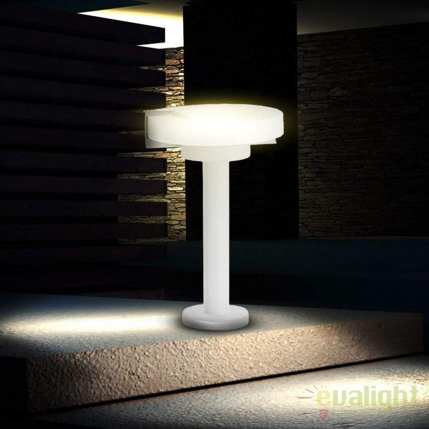 Stalp / Lampa de exterior IP44 ROI 88156 EL, Outlet, Corpuri de iluminat, lustre, aplice, veioze, lampadare, plafoniere. Mobilier si decoratiuni, oglinzi, scaune, fotolii. Oferte speciale iluminat interior si exterior. Livram in toata tara.  a