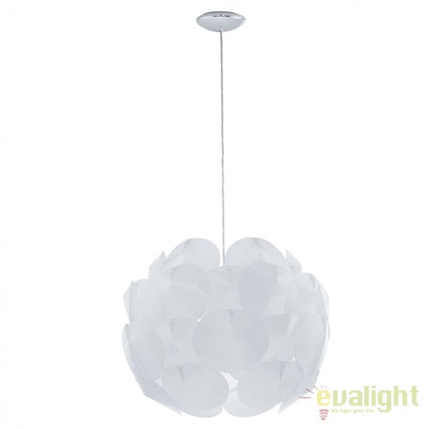 Pendul design modern LIVASO 93634 EL, Lichidari de stoc - Oferte si Reduceri Outlet⭐ Corpuri de iluminat ✅Lustre ✅Mobila ✅Decoratiuni interiorare pentru casa.⭕Pret Redus online❗ Magazin ➽ www.evalight.ro. a