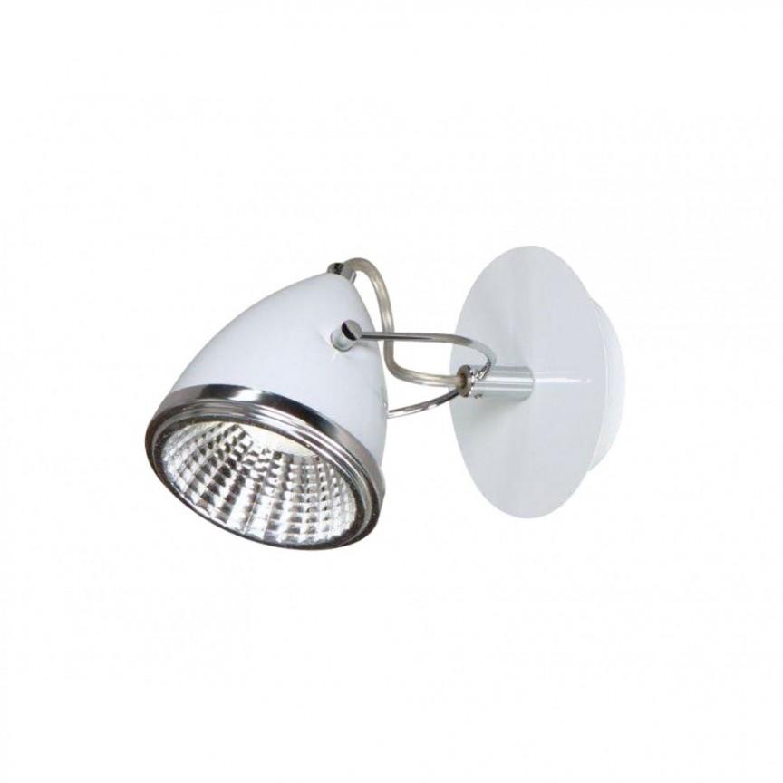 Aplica de perete moderna Oliver 5109102, Spoturi - iluminat - cu 1 spot, Corpuri de iluminat, lustre, aplice, veioze, lampadare, plafoniere. Mobilier si decoratiuni, oglinzi, scaune, fotolii. Oferte speciale iluminat interior si exterior. Livram in toata tara.  a