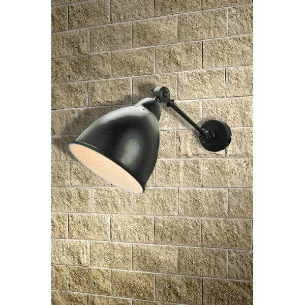 Aplica de perete design industrial cu brat articulat WL13038 MORENO 77-2202 HL, PROMOTII, Corpuri de iluminat, lustre, aplice, veioze, lampadare, plafoniere. Mobilier si decoratiuni, oglinzi, scaune, fotolii. Oferte speciale iluminat interior si exterior. Livram in toata tara.  a