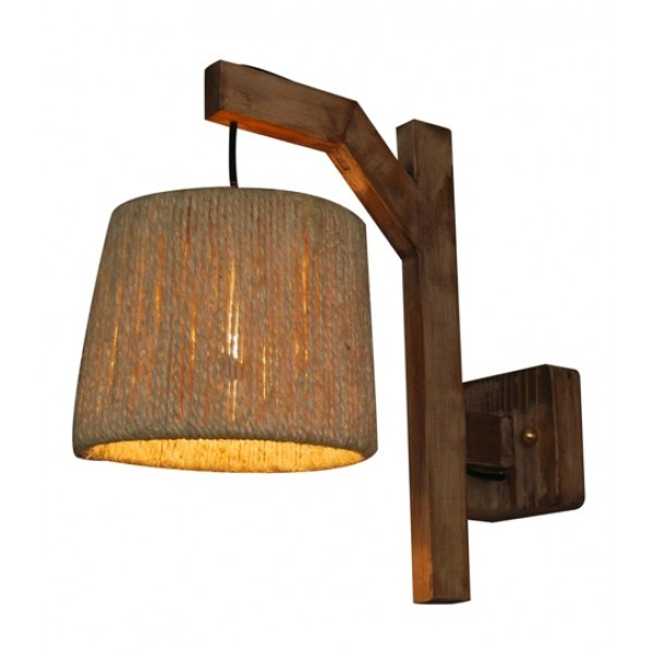 Aplica de perete design rustic HL-304W SILAS 77-3131 HL, Outlet,  a