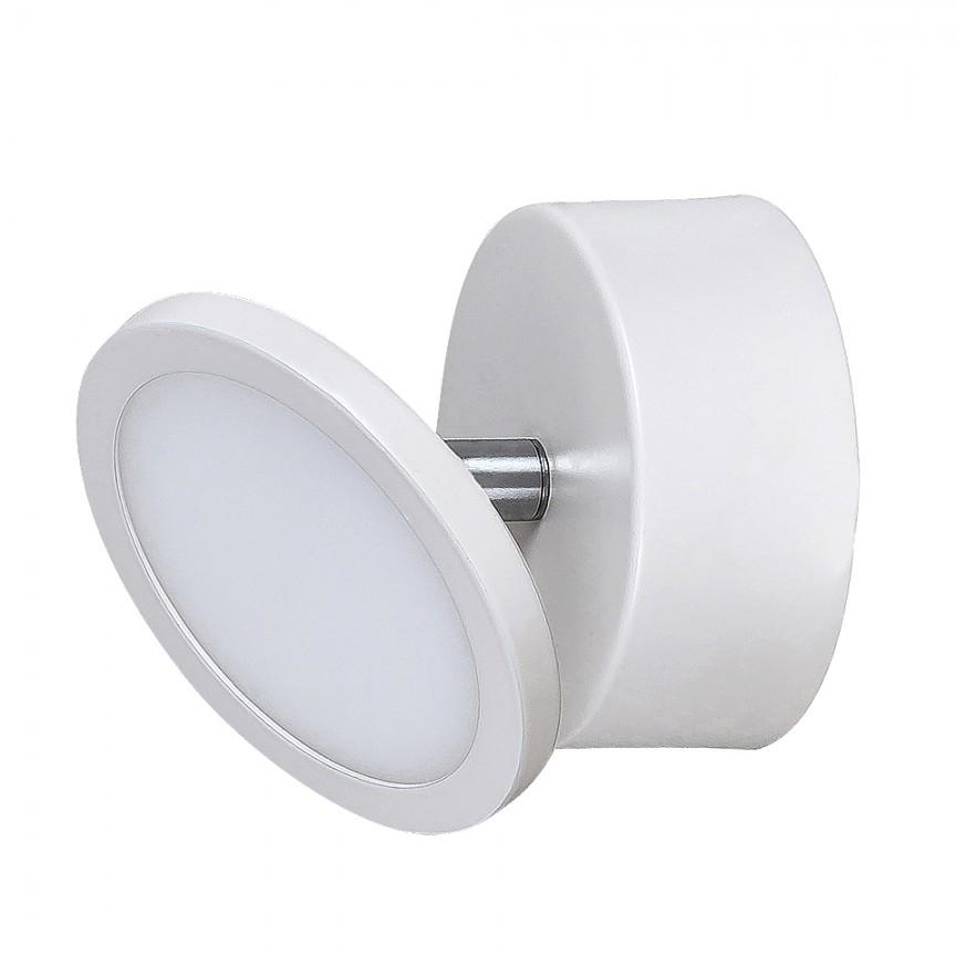 Aplica Led design minimalist Elsa 2713 RX, Spoturi - iluminat - cu 1 spot, Corpuri de iluminat, lustre, aplice, veioze, lampadare, plafoniere. Mobilier si decoratiuni, oglinzi, scaune, fotolii. Oferte speciale iluminat interior si exterior. Livram in toata tara.  a
