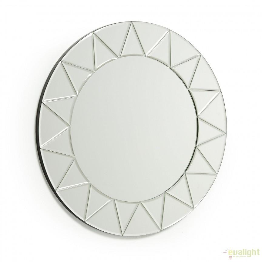 Oglinda decorativa BAR, 50cm AA1348C37 JG, Oglinzi decorative, Corpuri de iluminat, lustre, aplice, veioze, lampadare, plafoniere. Mobilier si decoratiuni, oglinzi, scaune, fotolii. Oferte speciale iluminat interior si exterior. Livram in toata tara.  a