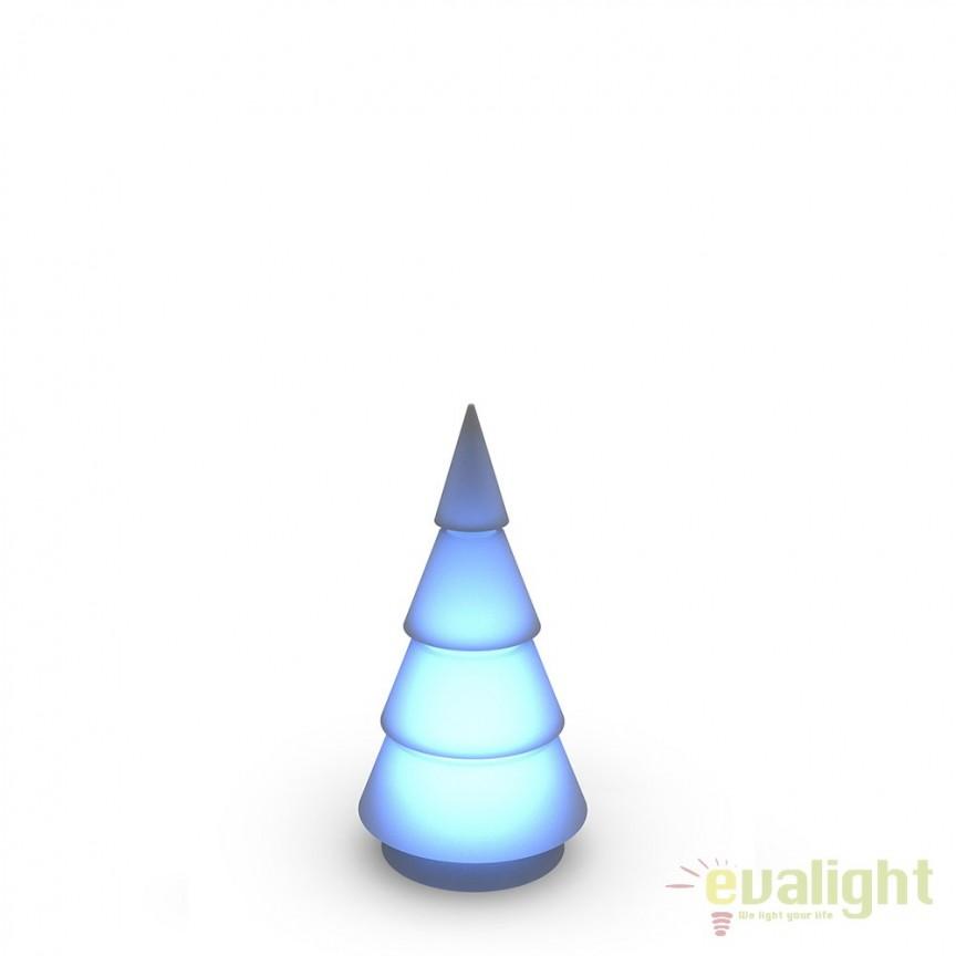 Brad Decorativ FOREST 1m ILUMINAT LED RGBW Vondom, ILUMINAT EXTERIOR, Corpuri de iluminat, lustre, aplice, veioze, lampadare, plafoniere. Mobilier si decoratiuni, oglinzi, scaune, fotolii. Oferte speciale iluminat interior si exterior. Livram in toata tara.  a