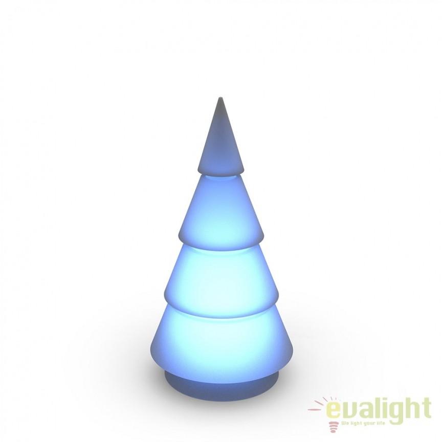 Brad Decorativ FOREST 1,5m ILUMINAT LED RGBW Vondom, ILUMINAT EXTERIOR, Corpuri de iluminat, lustre, aplice, veioze, lampadare, plafoniere. Mobilier si decoratiuni, oglinzi, scaune, fotolii. Oferte speciale iluminat interior si exterior. Livram in toata tara.  a