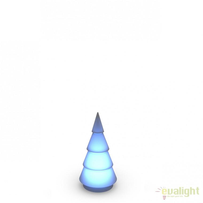 Mini Brad Decorativ NANO FOREST ILUMINAT LED RGBW Vondom, ILUMINAT EXTERIOR, Corpuri de iluminat, lustre, aplice, veioze, lampadare, plafoniere. Mobilier si decoratiuni, oglinzi, scaune, fotolii. Oferte speciale iluminat interior si exterior. Livram in toata tara.  a