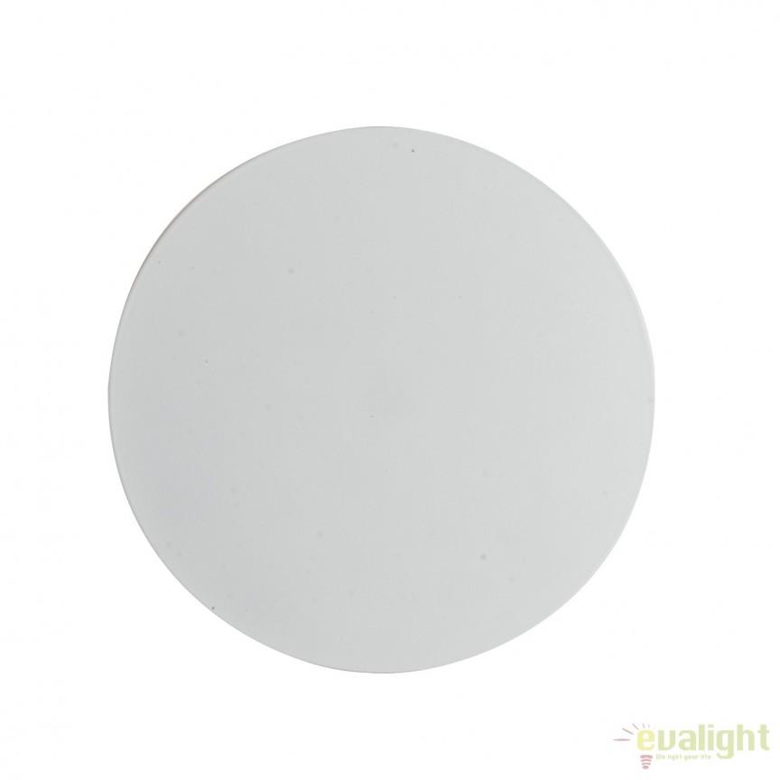 Aplica LED lumina ambientala Eclisse 30cm, alb LED-ECLISSE/AP30 BCO FE, Aplice de perete LED, Corpuri de iluminat, lustre, aplice, veioze, lampadare, plafoniere. Mobilier si decoratiuni, oglinzi, scaune, fotolii. Oferte speciale iluminat interior si exterior. Livram in toata tara.  a