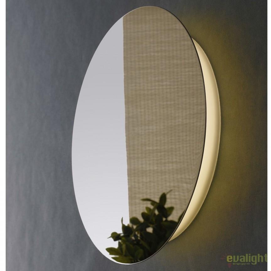 Aplica LED lumina ambientala Eclisse 20cm, crom LED-ECLISSE/AP20 CR FE, Aplice de perete LED, Corpuri de iluminat, lustre, aplice, veioze, lampadare, plafoniere. Mobilier si decoratiuni, oglinzi, scaune, fotolii. Oferte speciale iluminat interior si exterior. Livram in toata tara.  a