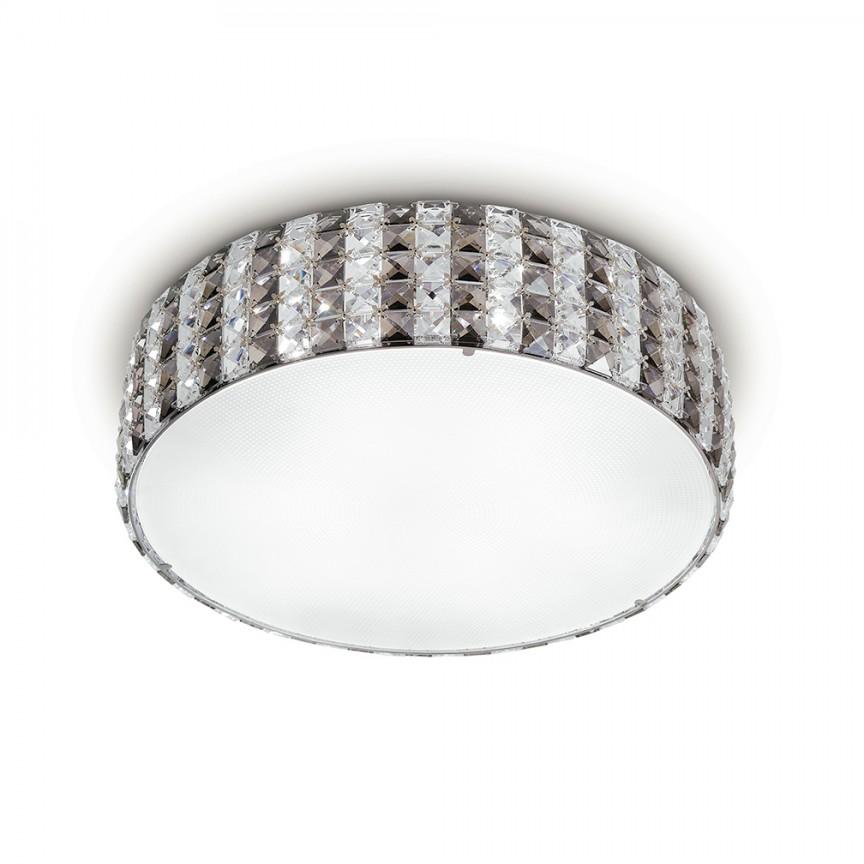 Plafoniera eleganta design modern cu cristale K9 Tango I-TANGO/PL45 FE, Lustre moderne aplicate, Corpuri de iluminat, lustre, aplice, veioze, lampadare, plafoniere. Mobilier si decoratiuni, oglinzi, scaune, fotolii. Oferte speciale iluminat interior si exterior. Livram in toata tara.  a