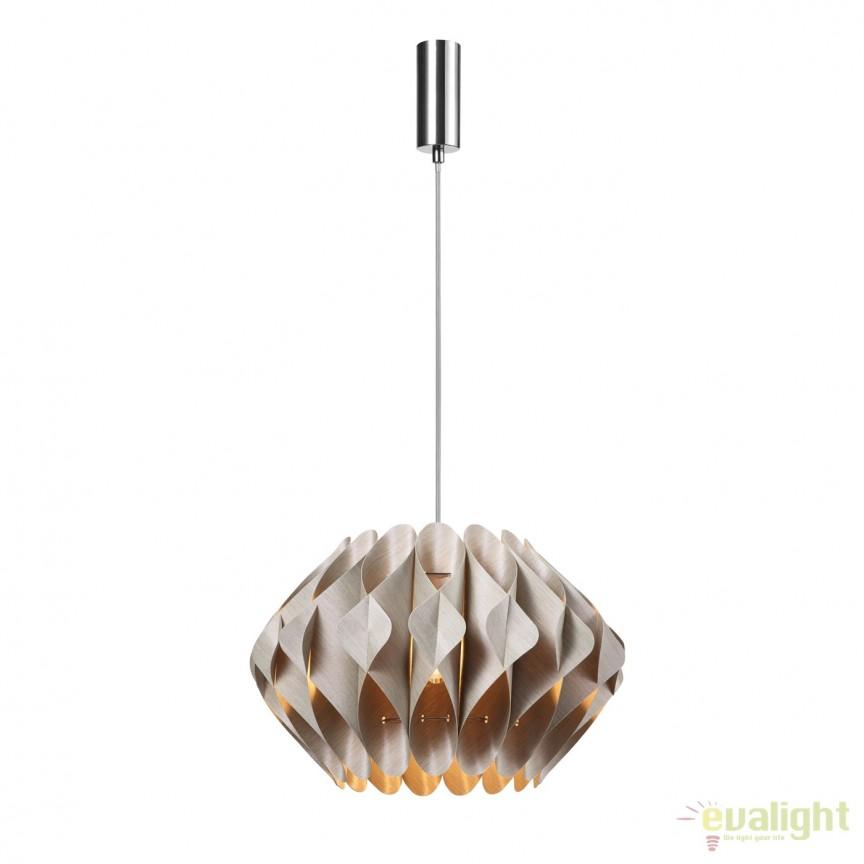 Lustra / Pendul design modern Ø50cm RUBEN BEIGE, Cele mai noi produse 2019 a