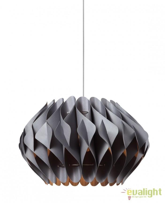 Lustra / Pendul design modern Ø65cm RUBEN GREY, Cele mai noi produse 2019 a