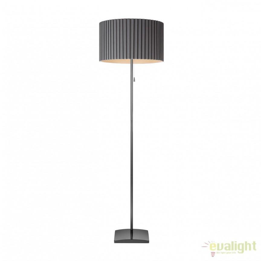 Lampadar elegant design modern PENELOPA GREY, Cele mai noi produse 2019 a
