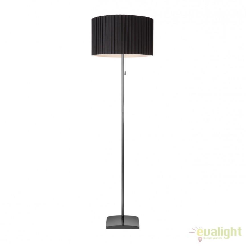 Lampadar elegant design modern PENELOPA BLACK, Cele mai noi produse 2019 a