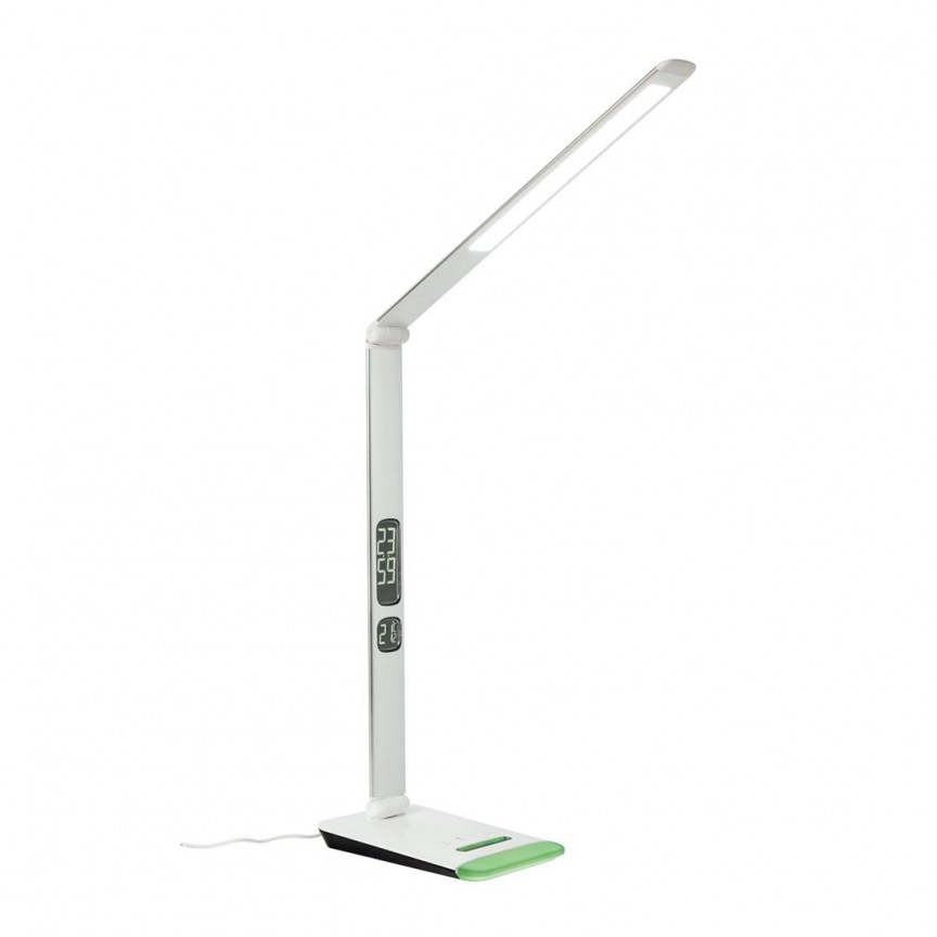 Veioza birou / Lampa de masa LED RGB dimmable cu touch control VOLTAIRE 982035 SU, Outlet,  a