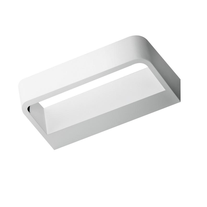 Aplica perete LED cu lumina ambientala stil modern Scatola, Aplice de perete LED, Corpuri de iluminat, lustre, aplice, veioze, lampadare, plafoniere. Mobilier si decoratiuni, oglinzi, scaune, fotolii. Oferte speciale iluminat interior si exterior. Livram in toata tara.  a