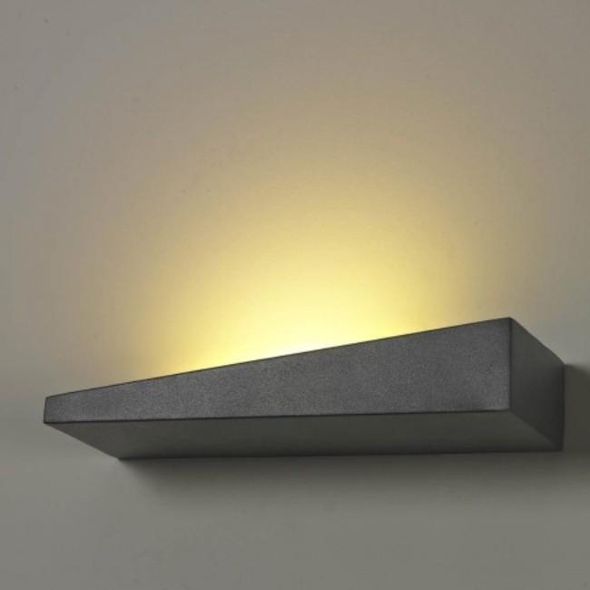 Aplica perete LED ambientala moderna Vialetto L Black, Aplice de perete LED, Corpuri de iluminat, lustre, aplice, veioze, lampadare, plafoniere. Mobilier si decoratiuni, oglinzi, scaune, fotolii. Oferte speciale iluminat interior si exterior. Livram in toata tara.  a