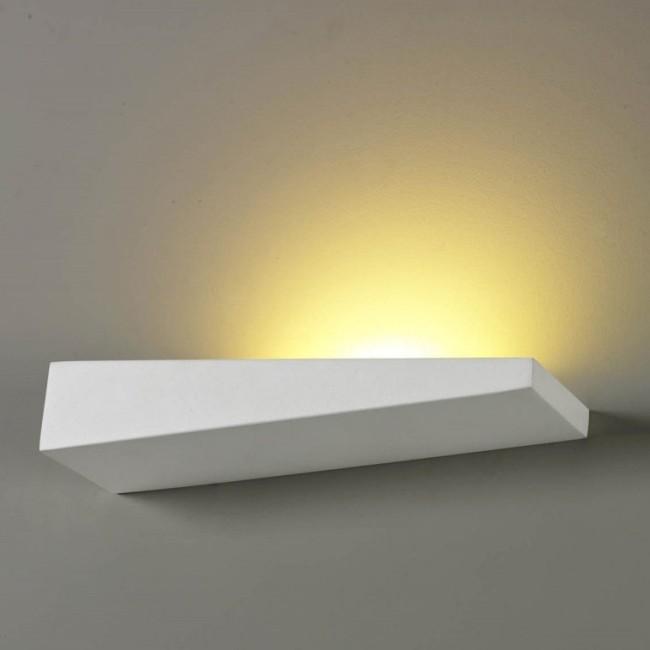 Aplica perete LED ambientala moderna Vialetto R White, Aplice de perete LED, Corpuri de iluminat, lustre, aplice, veioze, lampadare, plafoniere. Mobilier si decoratiuni, oglinzi, scaune, fotolii. Oferte speciale iluminat interior si exterior. Livram in toata tara.  a