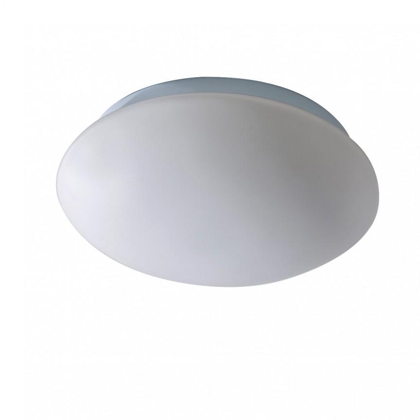 Plafoniera LED pentru baie EOS M, Plafoniere cu protectie pentru baie, Corpuri de iluminat, lustre, aplice, veioze, lampadare, plafoniere. Mobilier si decoratiuni, oglinzi, scaune, fotolii. Oferte speciale iluminat interior si exterior. Livram in toata tara.  a