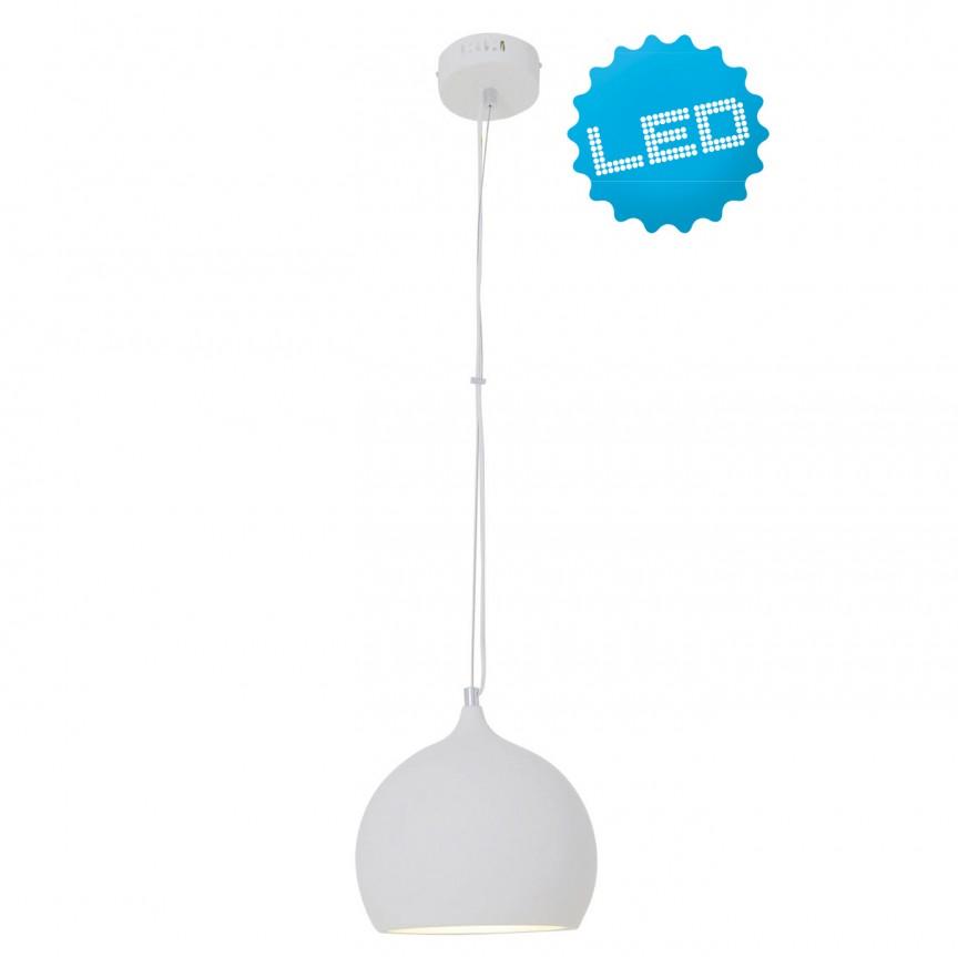 Lustra LED design modern Cusco, alb 7060723 NV, Lustre LED, Pendule LED, Corpuri de iluminat, lustre, aplice, veioze, lampadare, plafoniere. Mobilier si decoratiuni, oglinzi, scaune, fotolii. Oferte speciale iluminat interior si exterior. Livram in toata tara.  a
