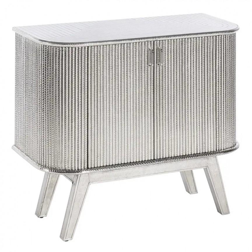 Comoda unicat design deosebit din metal si lemn PLATA DZ-106690, Dulapuri - Comode, Corpuri de iluminat, lustre, aplice, veioze, lampadare, plafoniere. Mobilier si decoratiuni, oglinzi, scaune, fotolii. Oferte speciale iluminat interior si exterior. Livram in toata tara.  a