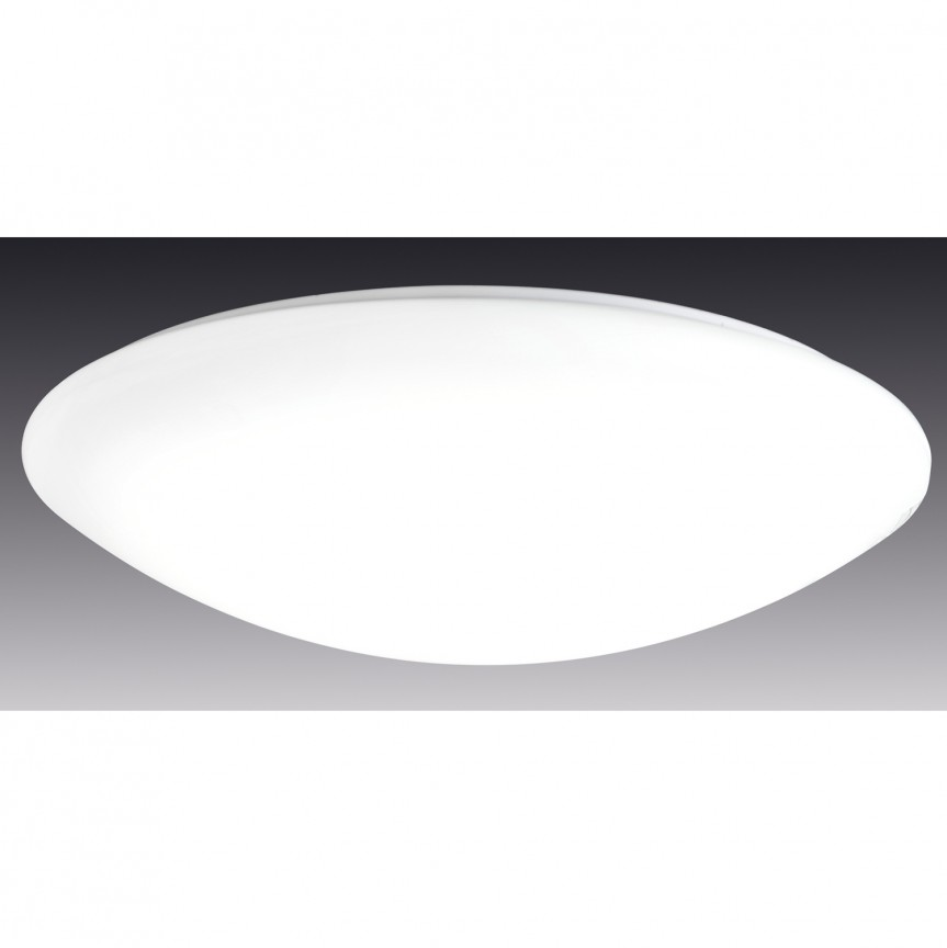 Plafoniera dimabila cu iluminat LED si telecomanda Adelaide, 78cm 1255326 NV, Lampi LED si Telecomanda, Corpuri de iluminat, lustre, aplice, veioze, lampadare, plafoniere. Mobilier si decoratiuni, oglinzi, scaune, fotolii. Oferte speciale iluminat interior si exterior. Livram in toata tara.  a