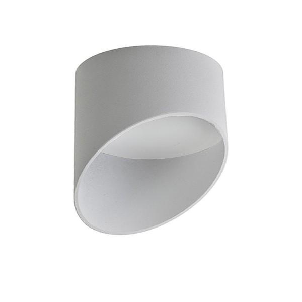 Spot LED aplicat tavan/plafon MOMO 14 alb, Spoturi LED incastrate, aplicate, Corpuri de iluminat, lustre, aplice, veioze, lampadare, plafoniere. Mobilier si decoratiuni, oglinzi, scaune, fotolii. Oferte speciale iluminat interior si exterior. Livram in toata tara.  a