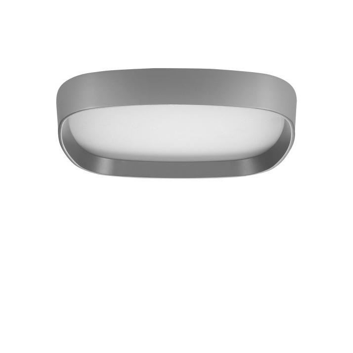 Plafoniera LED dimabila, slim PIENZA 4000K gri, Corpuri de iluminat LED pentru interior⭐ moderne: Lustre LED, Aplice LED, Plafoniere LED, Candelabre LED, Spoturi LED, Veioze LED, Lampadare LED.✅DeSiGn decorativ 2021!❤️Promotii lampi LED❗ Magazin online ➽ www.evalight.ro. Alege oferte la corpuri de iluminat cu LED, ieftine de calitate deosebita la cel mai bun pret. a