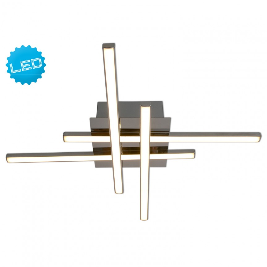 Plafoniera moderna LED London 1235342 NV, PROMOTII,  a