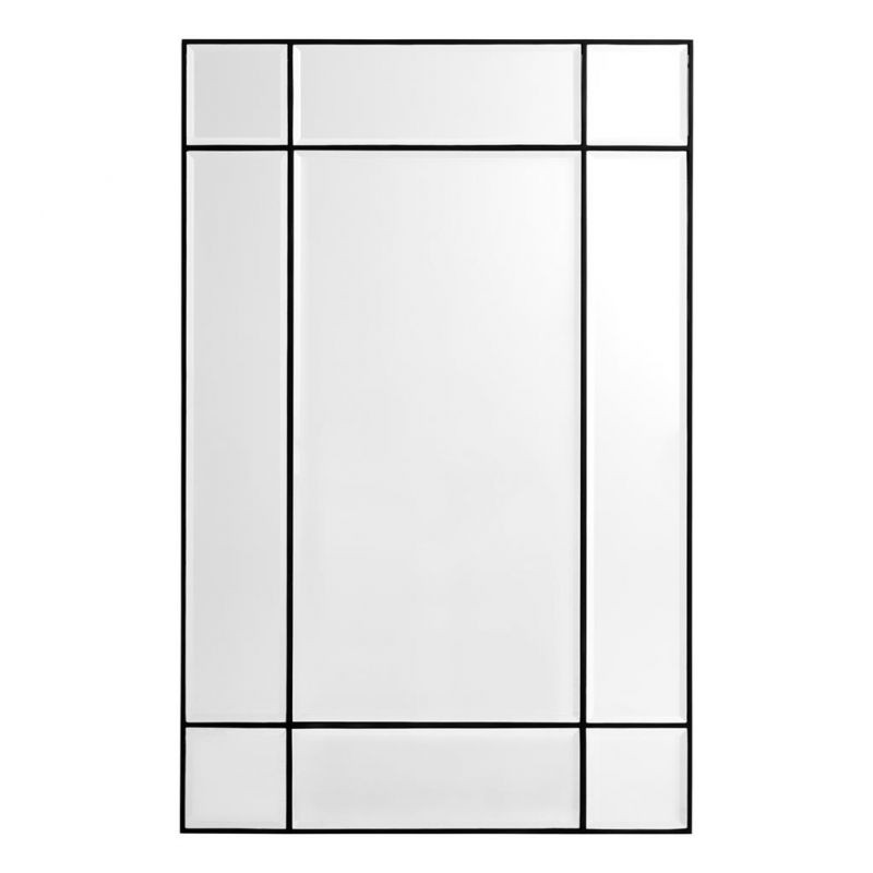Oglinda design LUX finisaj bronz, Beaumont 90x140cm 112919 HZ, Oglinzi decorative, Corpuri de iluminat, lustre, aplice, veioze, lampadare, plafoniere. Mobilier si decoratiuni, oglinzi, scaune, fotolii. Oferte speciale iluminat interior si exterior. Livram in toata tara.  a