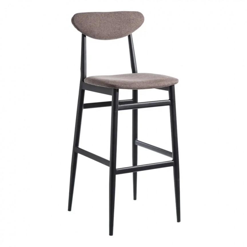 Set de 2 scaune bar Milan, tesatura maro SX-105374, Scaune de bar, Corpuri de iluminat, lustre, aplice, veioze, lampadare, plafoniere. Mobilier si decoratiuni, oglinzi, scaune, fotolii. Oferte speciale iluminat interior si exterior. Livram in toata tara.  a