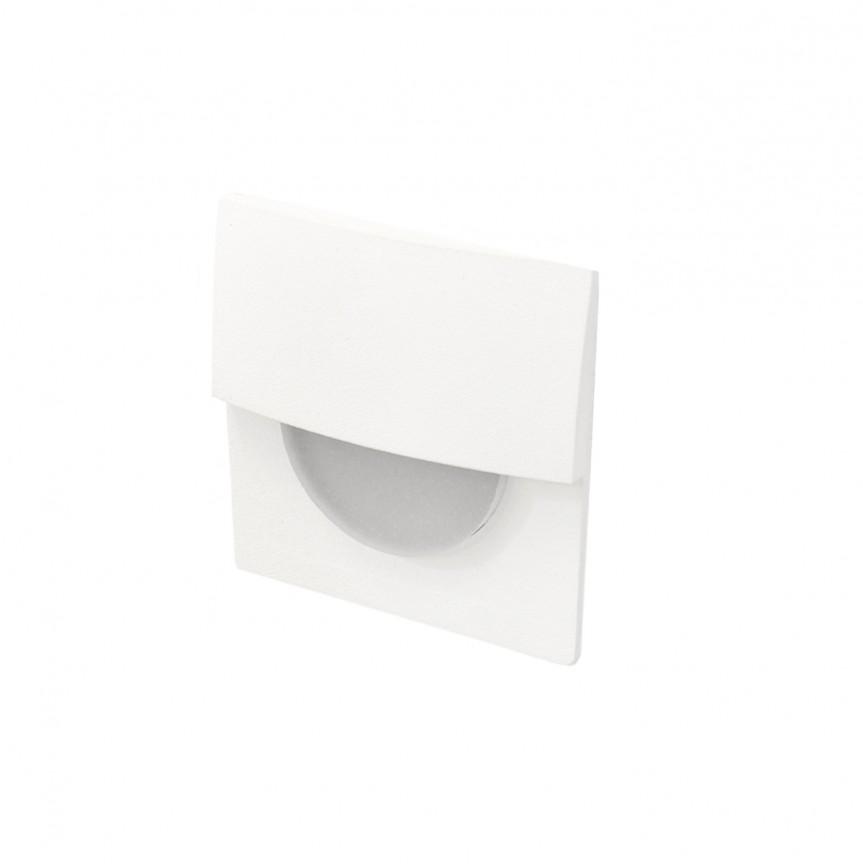 Spot LED incastrabil ambiental SANE FI 60 alb, Spoturi LED incastrate, aplicate, Corpuri de iluminat, lustre, aplice, veioze, lampadare, plafoniere. Mobilier si decoratiuni, oglinzi, scaune, fotolii. Oferte speciale iluminat interior si exterior. Livram in toata tara.  a