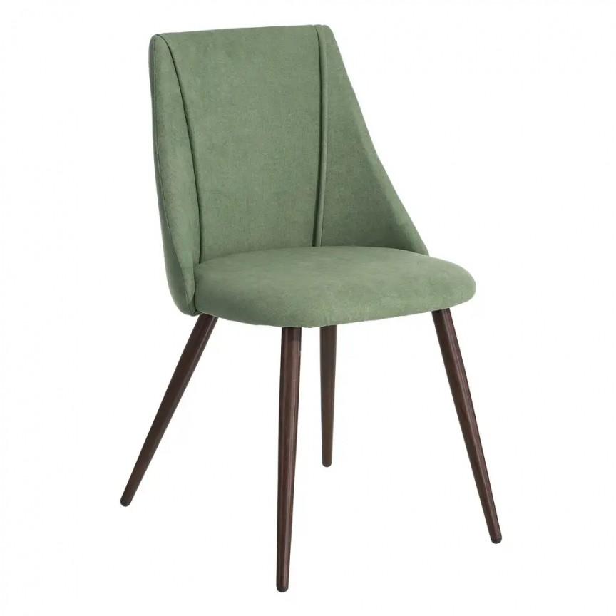 Set de 2 scaune design modern Cleve, verde SX-105989, Seturi scaune dining, scaune HoReCa, Corpuri de iluminat, lustre, aplice, veioze, lampadare, plafoniere. Mobilier si decoratiuni, oglinzi, scaune, fotolii. Oferte speciale iluminat interior si exterior. Livram in toata tara.  a