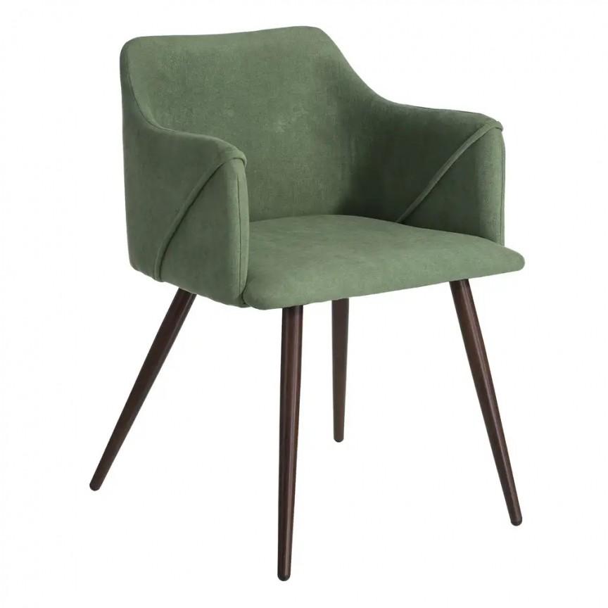 Set de 2 scaune cu brate design modern Cleve, verde SX-105992, Seturi scaune dining, scaune HoReCa, Corpuri de iluminat, lustre, aplice, veioze, lampadare, plafoniere. Mobilier si decoratiuni, oglinzi, scaune, fotolii. Oferte speciale iluminat interior si exterior. Livram in toata tara.  a