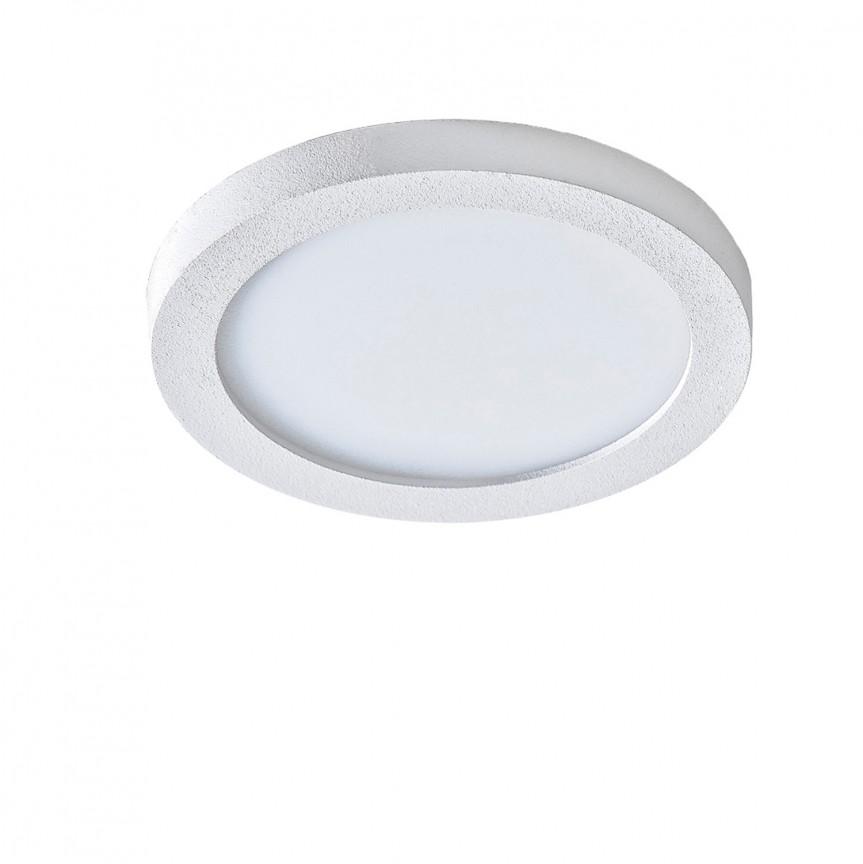 Spot LED pentru baie incastrat IP44 Slim 9 round 4000K alb, Plafoniere cu protectie pentru baie, Corpuri de iluminat, lustre, aplice, veioze, lampadare, plafoniere. Mobilier si decoratiuni, oglinzi, scaune, fotolii. Oferte speciale iluminat interior si exterior. Livram in toata tara.  a