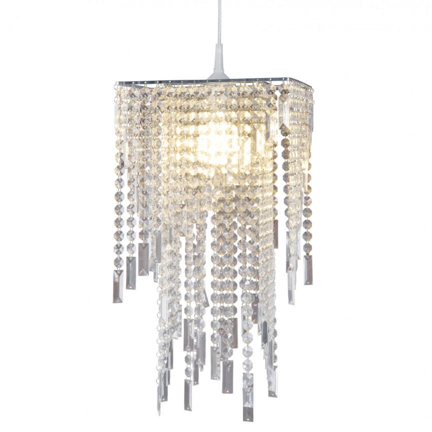 Lustra design modern Diamonds 6062931 NV, Candelabre, Lustre moderne, Corpuri de iluminat, lustre, aplice, veioze, lampadare, plafoniere. Mobilier si decoratiuni, oglinzi, scaune, fotolii. Oferte speciale iluminat interior si exterior. Livram in toata tara.  a