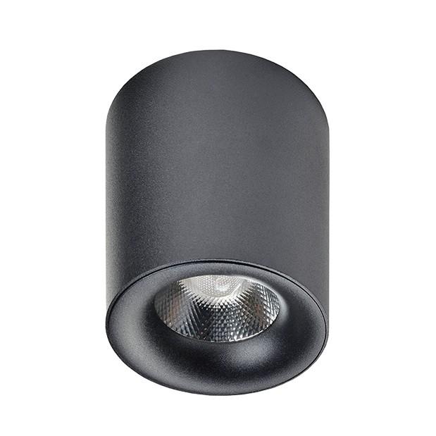 Spot LED aplicat tavan/plafon MANE negru, Spoturi LED incastrate, aplicate, Corpuri de iluminat, lustre, aplice, veioze, lampadare, plafoniere. Mobilier si decoratiuni, oglinzi, scaune, fotolii. Oferte speciale iluminat interior si exterior. Livram in toata tara.  a