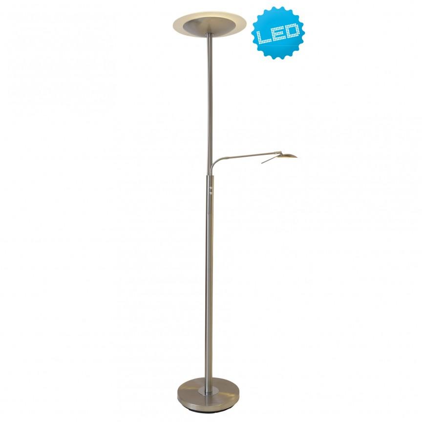 Lampadar LED dimabil design modern Elegance 2044150 NV, ILUMINAT INTERIOR LED , Corpuri de iluminat, lustre, aplice, veioze, lampadare, plafoniere. Mobilier si decoratiuni, oglinzi, scaune, fotolii. Oferte speciale iluminat interior si exterior. Livram in toata tara.  a
