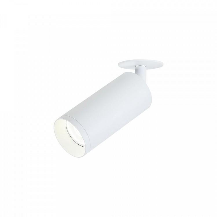 Spot directionabil aplicat de tavan/plafon Focus MYC018CL-01W, Spoturi aplicate - tavan / perete, Corpuri de iluminat, lustre, aplice, veioze, lampadare, plafoniere. Mobilier si decoratiuni, oglinzi, scaune, fotolii. Oferte speciale iluminat interior si exterior. Livram in toata tara.  a