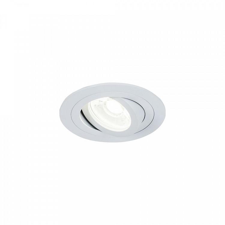 Spot incastrabil de tavan/plafon directionabil 30° Atom MYDL023-2-01W, Spoturi aplicate - tavan / perete, Corpuri de iluminat, lustre, aplice, veioze, lampadare, plafoniere. Mobilier si decoratiuni, oglinzi, scaune, fotolii. Oferte speciale iluminat interior si exterior. Livram in toata tara.  a