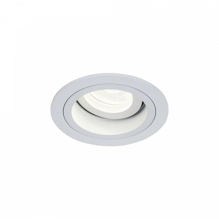 Spot incastrabil de tavan/plafon directionabil 30° Akron MYDL025-2-01W, Spoturi incastrate - tavan fals / perete, Corpuri de iluminat, lustre, aplice, veioze, lampadare, plafoniere. Mobilier si decoratiuni, oglinzi, scaune, fotolii. Oferte speciale iluminat interior si exterior. Livram in toata tara.  a