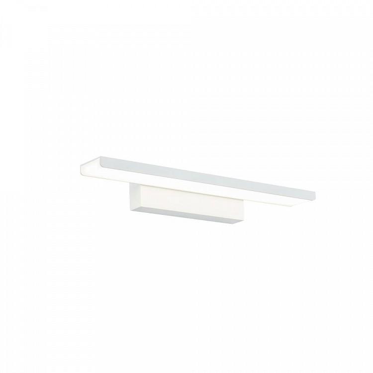 Aplica de perete LED pentru oglinda / tablou Gleam alba MYMIR005WL-L16W, Aplice pentru baie, oglinda, tablou, Corpuri de iluminat, lustre, aplice, veioze, lampadare, plafoniere. Mobilier si decoratiuni, oglinzi, scaune, fotolii. Oferte speciale iluminat interior si exterior. Livram in toata tara.  a