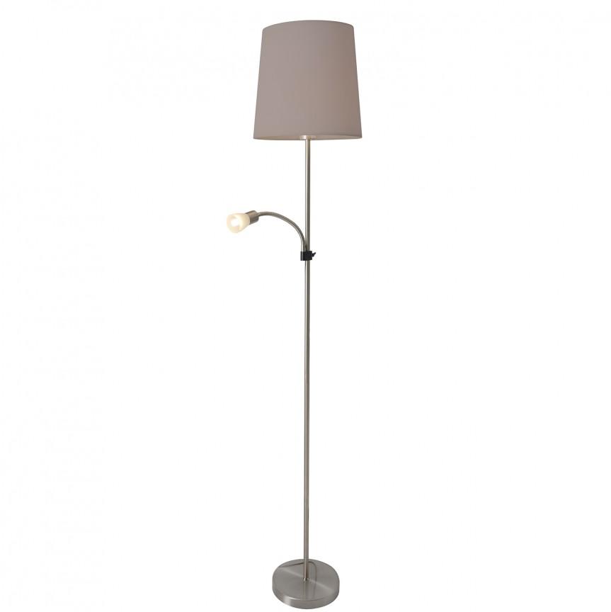 Lampadar design modern Mapleton 2062816 NV, Lampadare, Corpuri de iluminat, lustre, aplice, veioze, lampadare, plafoniere. Mobilier si decoratiuni, oglinzi, scaune, fotolii. Oferte speciale iluminat interior si exterior. Livram in toata tara.  a