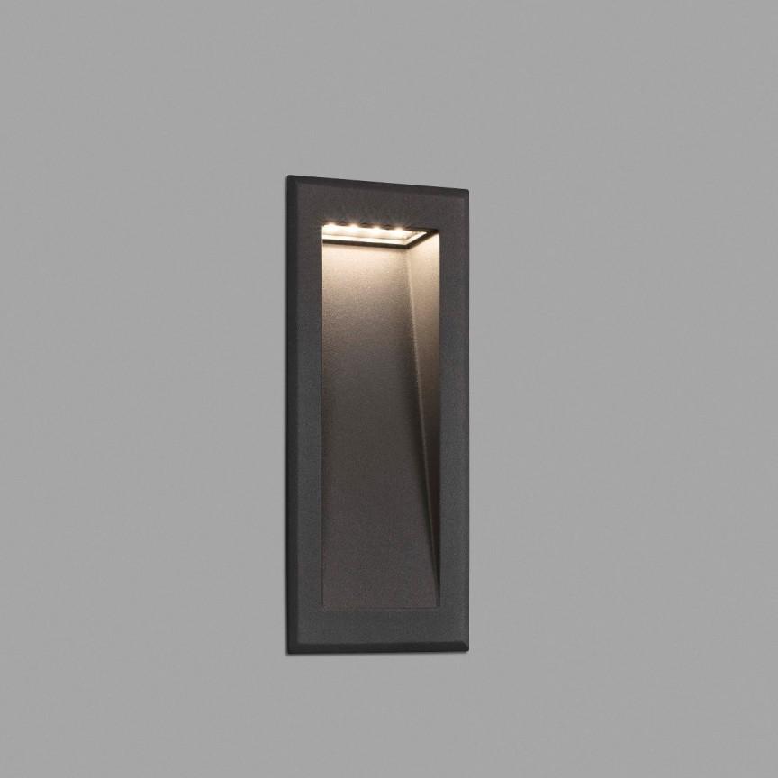 Spot LED incastrabil de exterior SOUN-2 70833, Iluminat exterior incastrabil , Corpuri de iluminat, lustre, aplice, veioze, lampadare, plafoniere. Mobilier si decoratiuni, oglinzi, scaune, fotolii. Oferte speciale iluminat interior si exterior. Livram in toata tara.  a