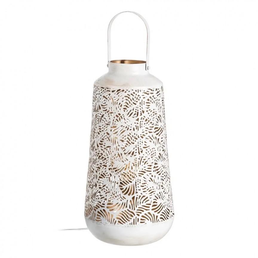 Lampadar / Lampa de podea din metal design retro BLANCO ROZADO, H-46,5cm, NOU ! Lustre VINTAGE, RETRO, INDUSTRIA Style, Corpuri de iluminat, lustre, aplice, veioze, lampadare, plafoniere. Mobilier si decoratiuni, oglinzi, scaune, fotolii. Oferte speciale iluminat interior si exterior. Livram in toata tara.  a