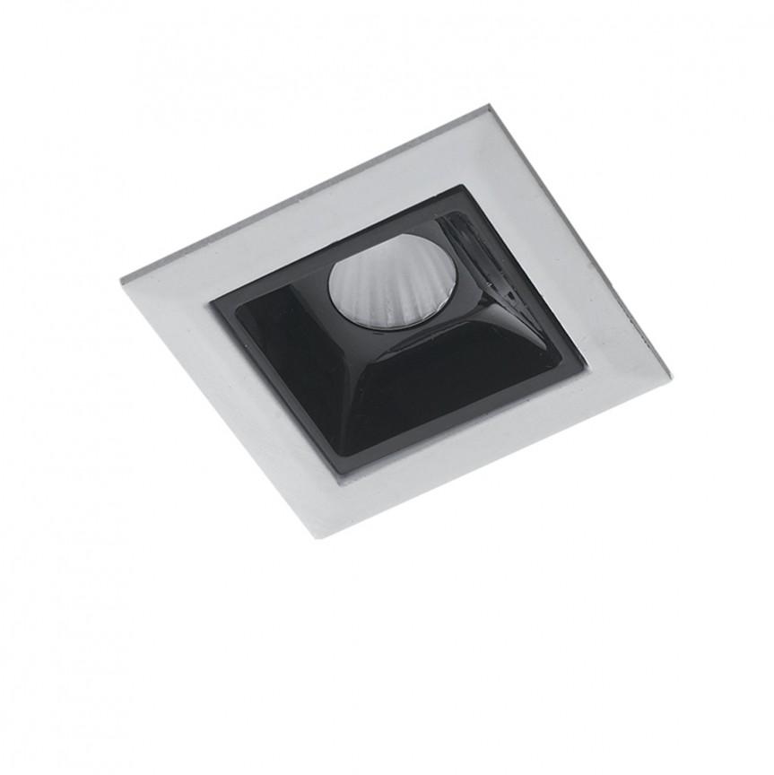 Spot LED incastrabil SINKRO 2M INC-SINKRO-2M FE, Spoturi incastrate, aplicate / spatii comerciale, Corpuri de iluminat, lustre, aplice, veioze, lampadare, plafoniere. Mobilier si decoratiuni, oglinzi, scaune, fotolii. Oferte speciale iluminat interior si exterior. Livram in toata tara.  a